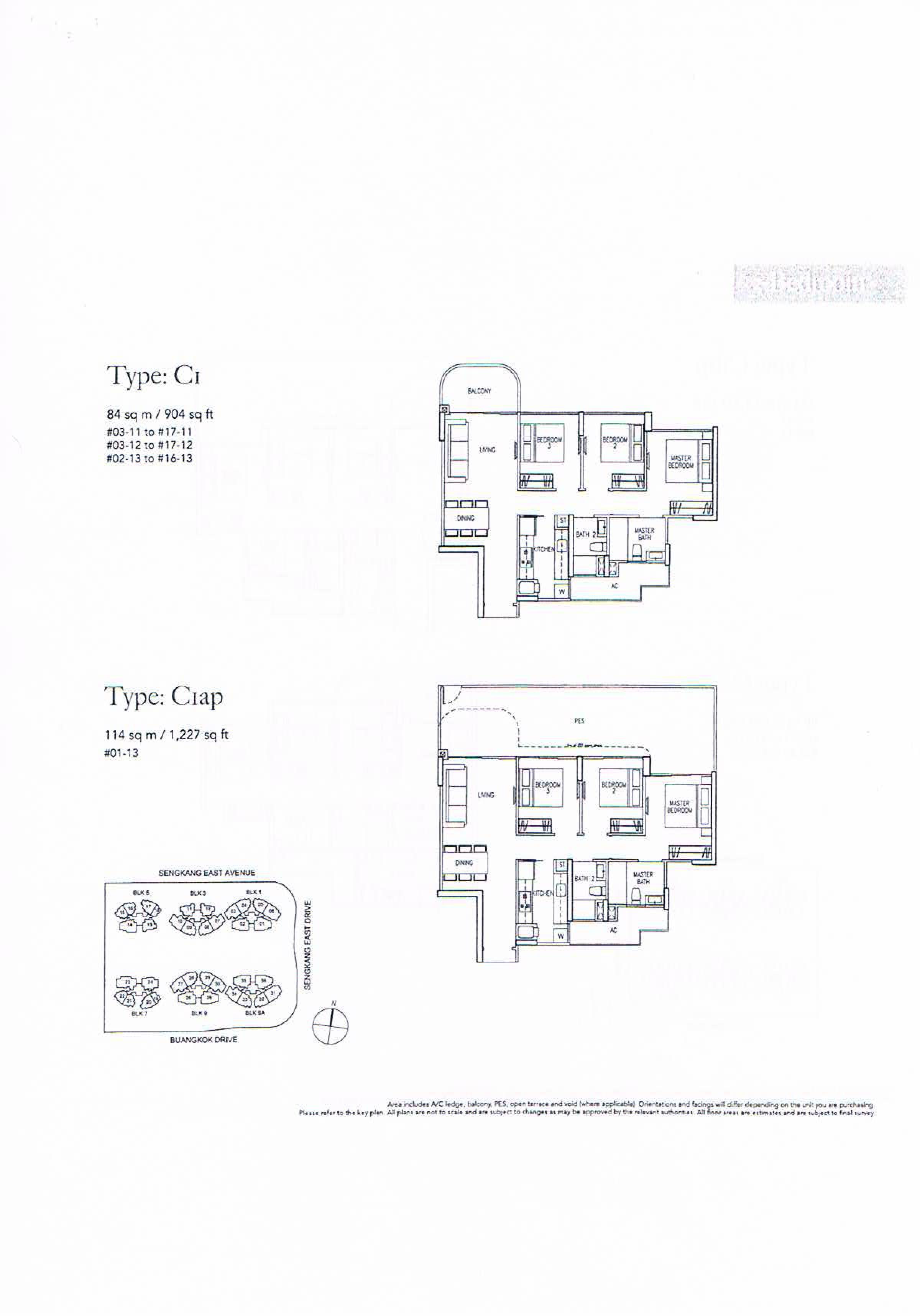 River Sound Condo Floor Plan 3 Bedroom Riversound Residence
